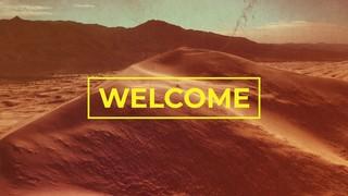 Dunes Welcome