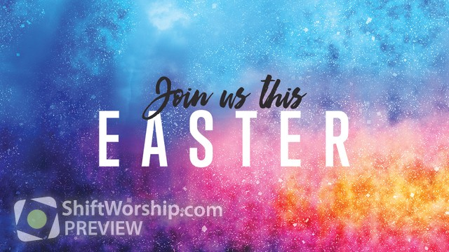 Preview of Easter Colors Sermon Series