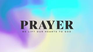 Easter Foil Prayer