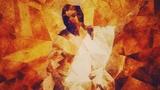 Easter Glass Resurrection