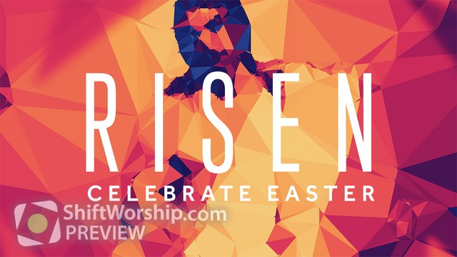Preview of Easter Glass Sermon Series