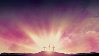 Easter Morning Crosses
