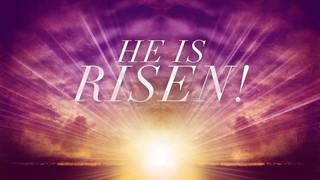 Easter Sky Risen