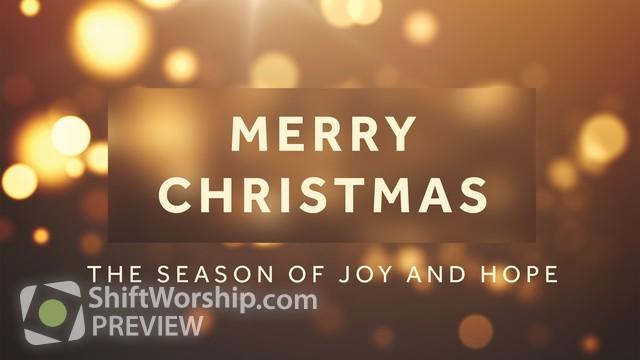 Preview of Christmas Elegance Sermon Series