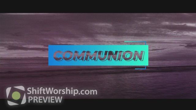 Preview of Epic Communion