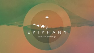 Epiphany Desert Wise Men