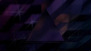 Facets Purple
