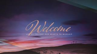 Faith Hope Welcome