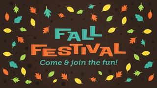 Fall Fest Festival