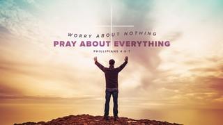 Philippians 4:6-7 Sermon