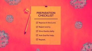 Prep List Sermon