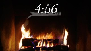 Fireplace Countdown