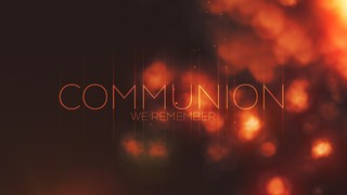 Foggy Fire Communion