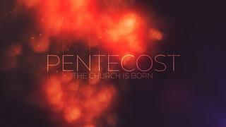 Foggy Fire Pentecost