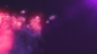 Foggy Fire Purple
