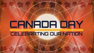 Freedom Orb Canada Day