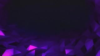 Geo Surface Purple
