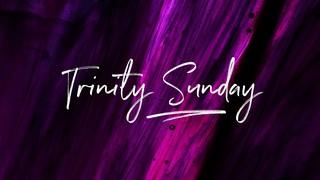 Glass Colors Trinity Sunday