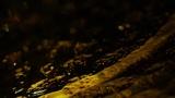 Glass Surface Amber Close (Stills)