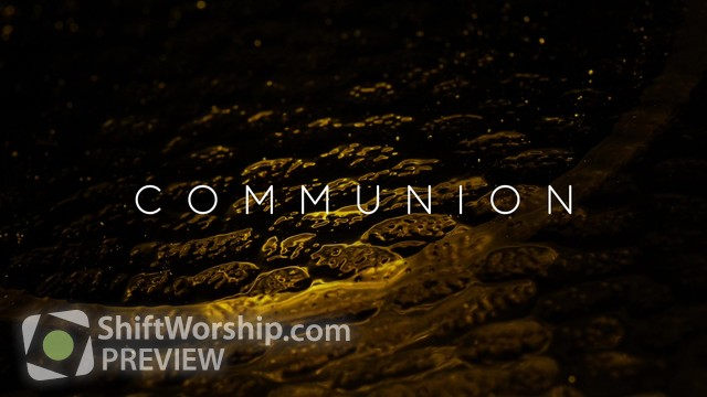 Preview of Glass Surface Communion