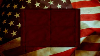 God Bless America Blank