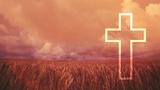 Golden Hour Cross