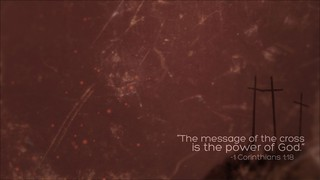 Golgotha Red Verse