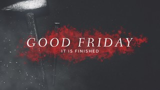 Good Friday Title