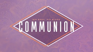 Gospel Topo Communion