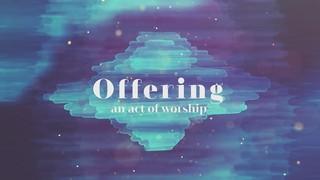 Gospels Offering