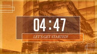 Gothic City Countdown