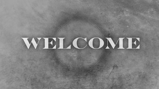 Grey Welcome