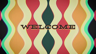 Groovy Welcome