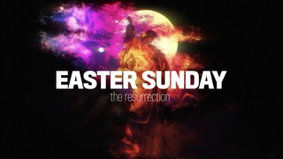Holy Week Art Easter Sunday