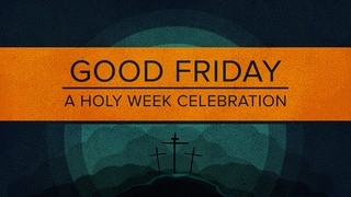Holy Week Friday Title