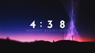 Holy Week Glow Countdown