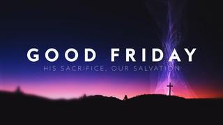 Holy Week Glow Good Friday