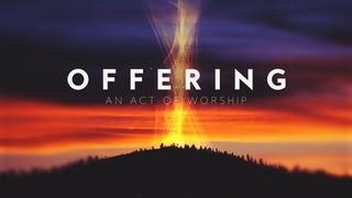 Holy Week Glow Offering