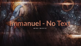 Immanuel No Text