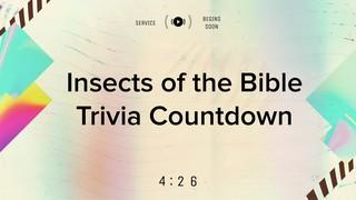Jesus Is King Trivia Countdown