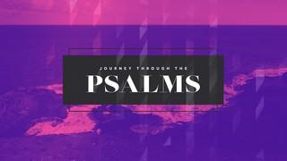 Journey through the Psalms Sermon Title