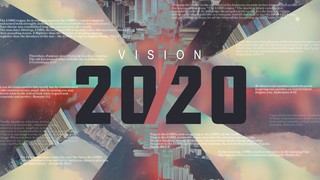 2020 Vision Sermon