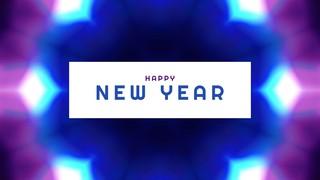 Kaleidovision New Year