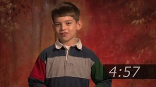 Kids Thanksgiving Countdown