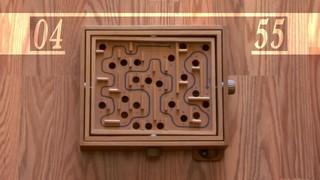 Labyrinth Countdown