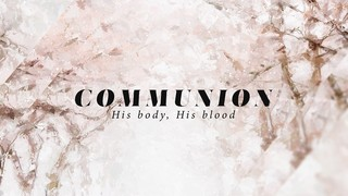 Let It Snow Communion