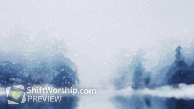 Preview of Let It Snow Frozen