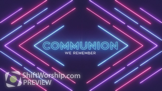 Preview of Light Wall Communion