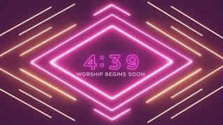 Light Wall Countdown