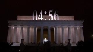 Lincoln Memorial Countdown